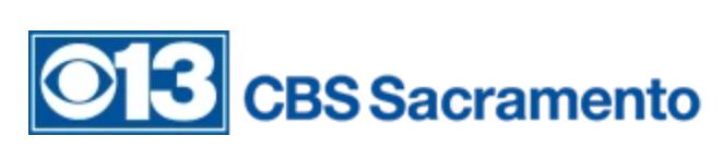 CBS12 Sacramento logo